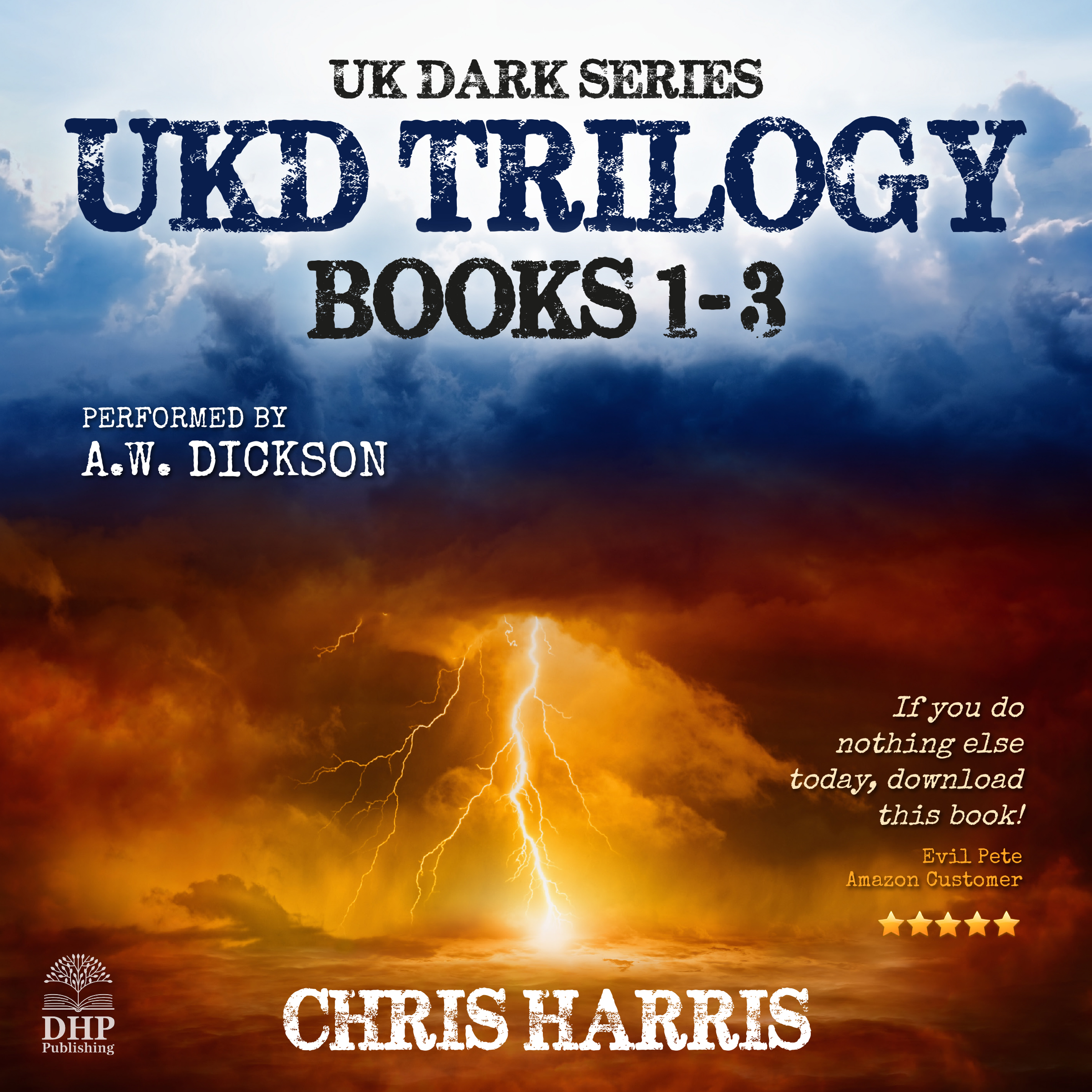 UK Dark Series - Audiobook