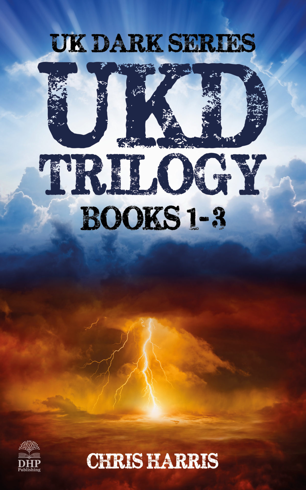 UK Dark Series - Trilogy